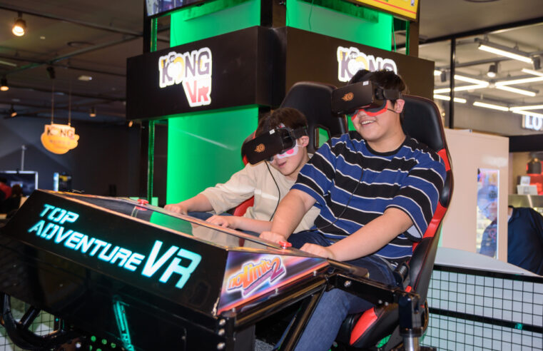 The East Coast's First Virtual Reality Arcade