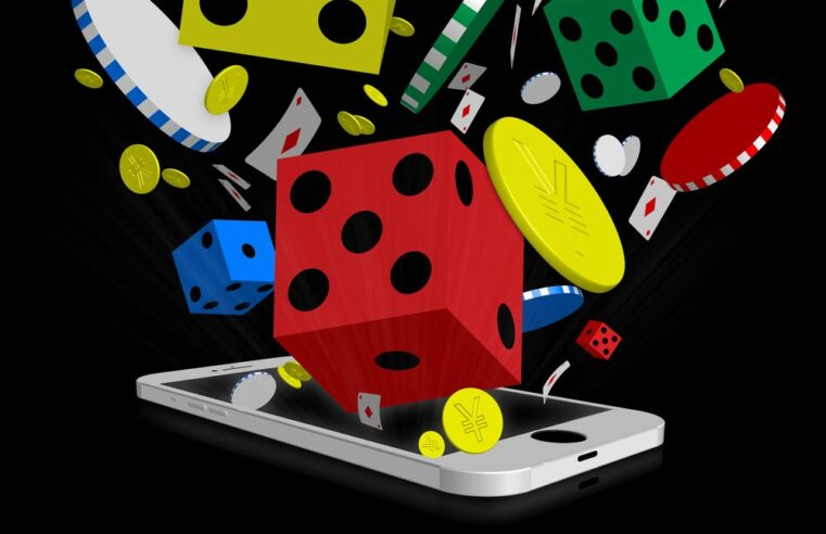 The Unexposed Secret of Online Gambling