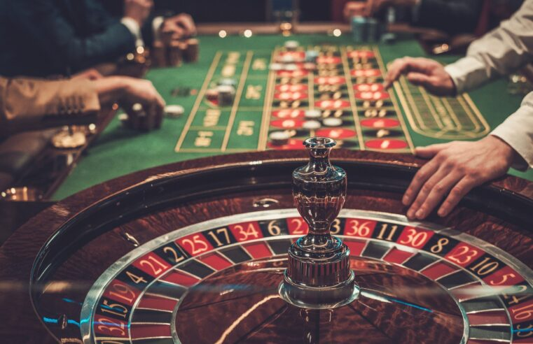 The Uncomplicated Casino Method