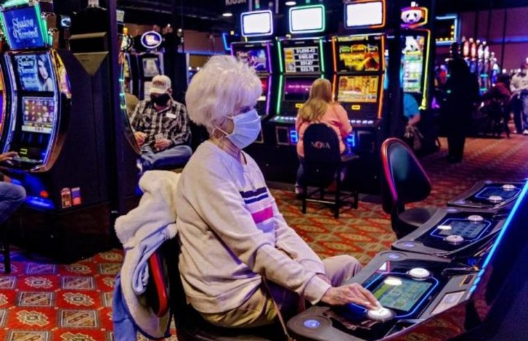 A collection on the development of online casinos in today's environment