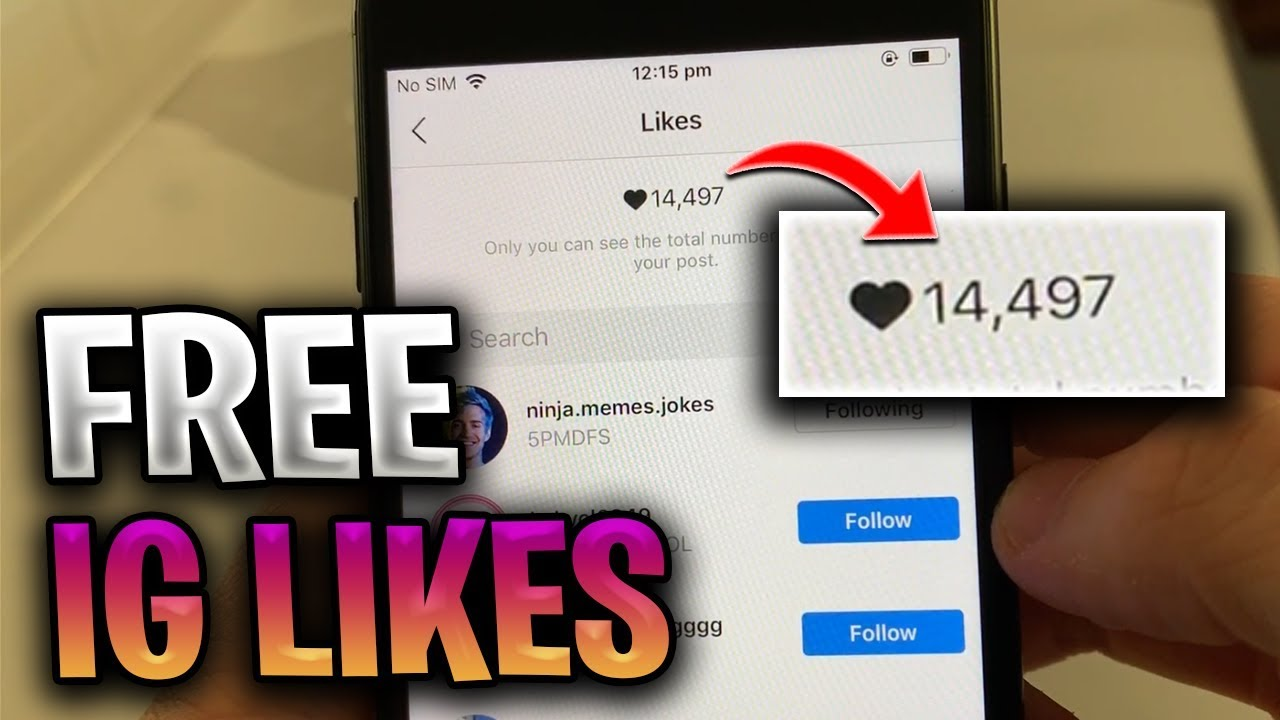 Ways You May Be Able To Turn 100 Free Instagram Likes Trial Into Success
