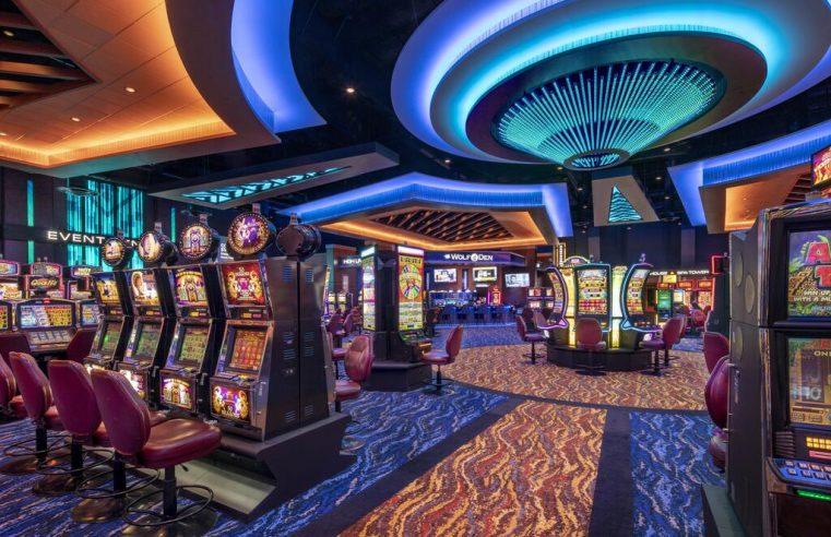 4 Reasons Abraham Lincoln Could Be Great At Casino
