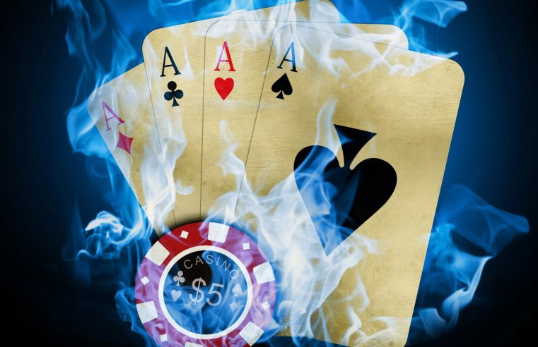 Five Easy Tips For Using Casino To Get Ahead Your Competition